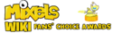 Mixels Wiki Fans Choice Awards 2015 logo
