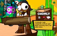 Chomly Mixels.com bio