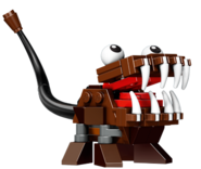 LEGO MIXELS Jawg Transparent