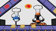 Tentro and Lunk Master Chefs