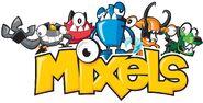 Mixel franchise logo