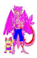 Crystalback Crystaloid Hirasagi and Wendy