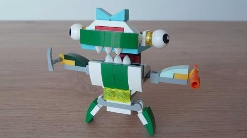 LEGO MIXELS GOBBOL TUTH MIX or MURP? Instructions Lego 41572 Lego 41571