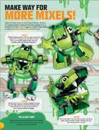 The Glorp-Corp on LEGO Club Magazine