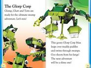 Glorp corp page