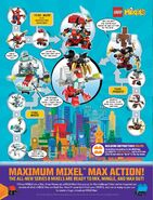 Maximum Mixel Max Action