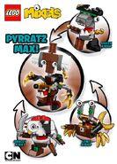 Pyrratz Max Instructions