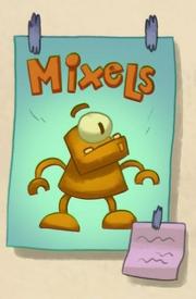 Mixels ug poster