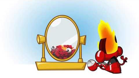 LEGO® Mixels - Mirror Video Flain