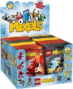 Mixels Series 1 Display Box