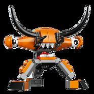 LEGO MIXELS Balk Transparent