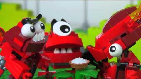 LEGO Mixels Infernites MAX!