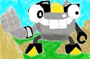 Krader of the Cragster Ninja Squad