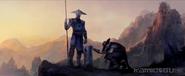 Kung lao MK9 ending1