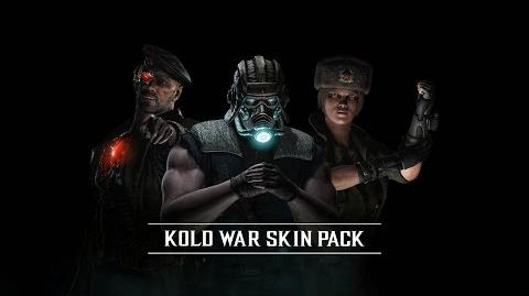 Mortal Kombat X - Kold War Skin Pack