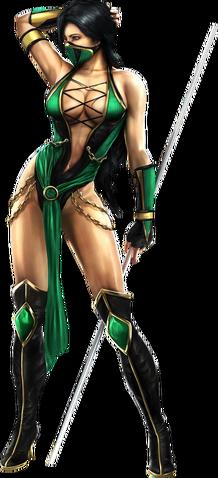 File:Mortal Kombat 9 Jade Render.png