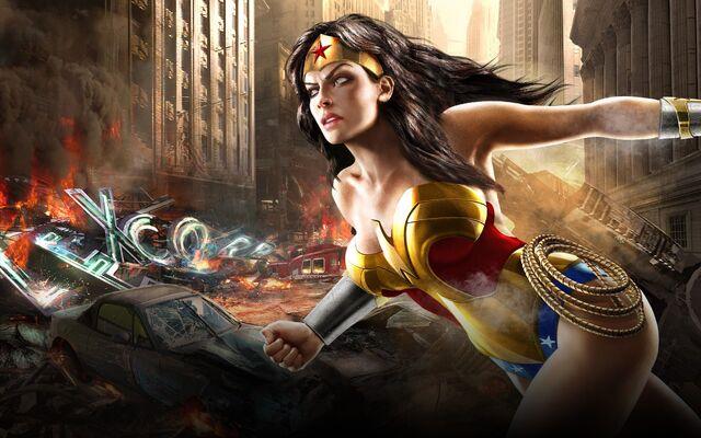 File:Mortal Kombat vs DC Universe Wonder Woman Wallpaper.jpg