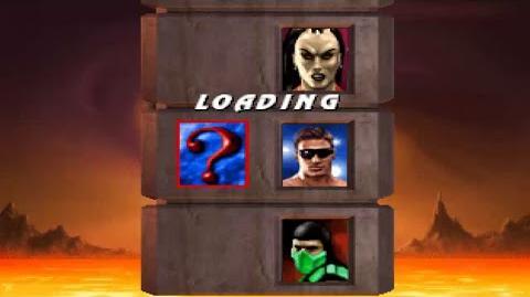 Mortal Kombat Trilogy (Play as Chameleon) PS1 HD 720p