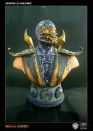 Scorpion SC Bust