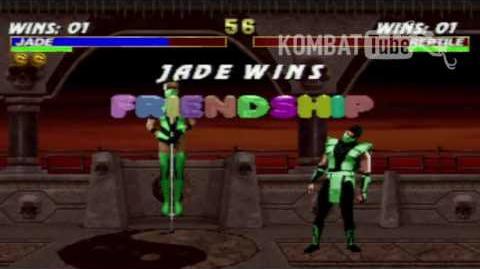 MK III Jade Friendship