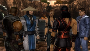 Raiden Meeting