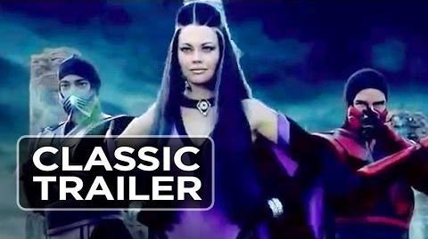 Mortal Kombat Annihilation (1997) Official Trailer - Fantasy Movie HD