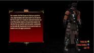 MK 2011 Kabal's Character Bio