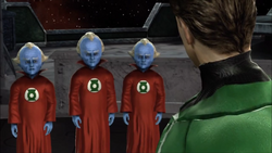 Guardians of the Universe