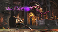 Mk9-mileena sai throw