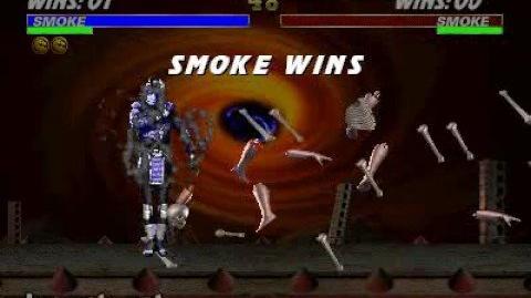 Mortal Kombat 3 - Smoke2