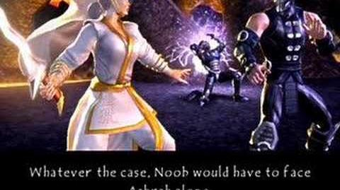 Mortal Kombat- Deception - Ashrah's Ending