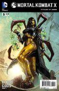 Mortal Kombat X 5 Print Cover