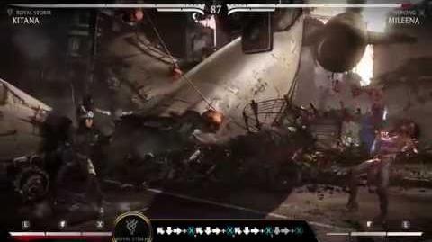 Mortal Kombat X Kombat Klass - Kitana