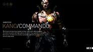 Kano commando