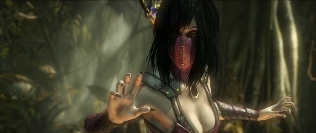 File:Mileena - Mortal Kombat X.png