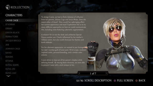 File:MKX Cassie Concept Art 1.png