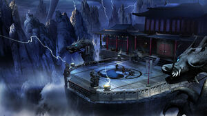 Temple of Raiden (Raiden's Temple)