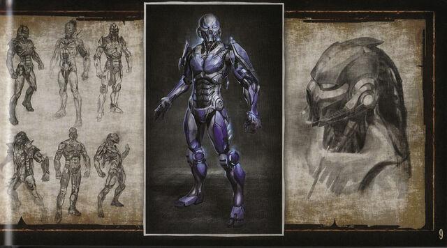 File:MK9 Artbook - Cyber Sub-Zero.JPG