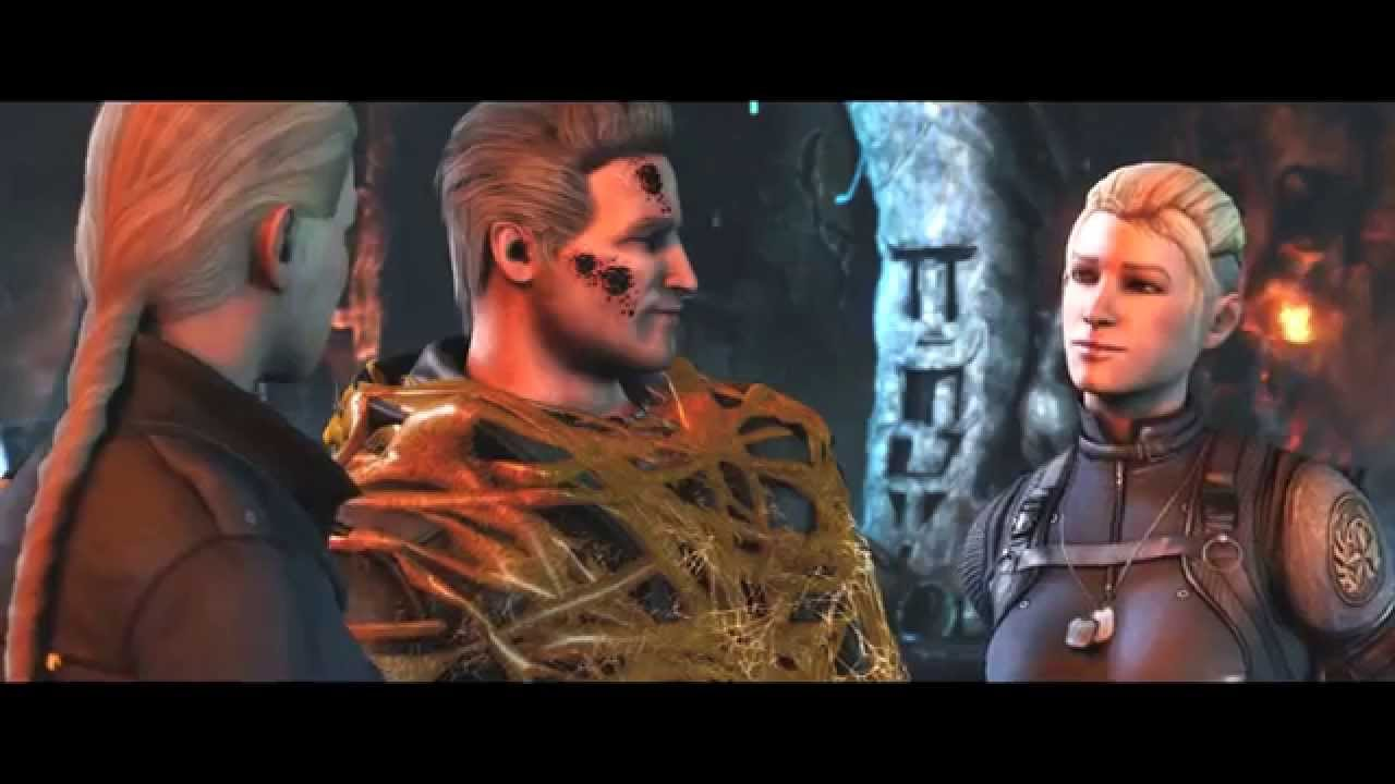 Cassie cage - daddy issues