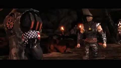 Mortal Kombat X - The Briggs family trailer