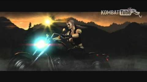 MK9 Ending SONYA