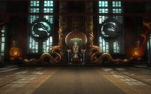 Shang Tsung's Throne Room