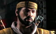 Hanzo unmasked MKX
