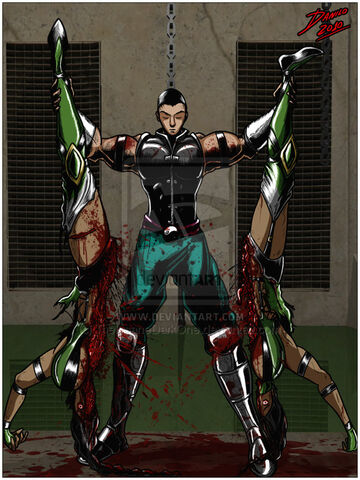 File:Kung Lao new MK fatality 2 by TheInsaneDarkOne-1-.jpg