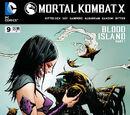 Mortal Kombat X Issue 9
