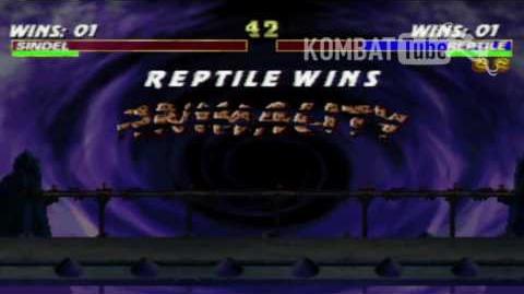 MK III Reptile Animality