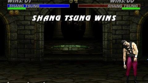 Mortal Kombat 3 - Friendship - Shang Tsung