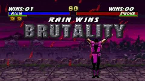 Mortal Kombat Trilogy (All Brutalities) N64 HD 720p