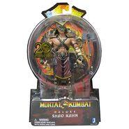 MK9 Deluxe Shao Kahn figure
