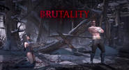 Stage Brutality Forest Trunk MKX